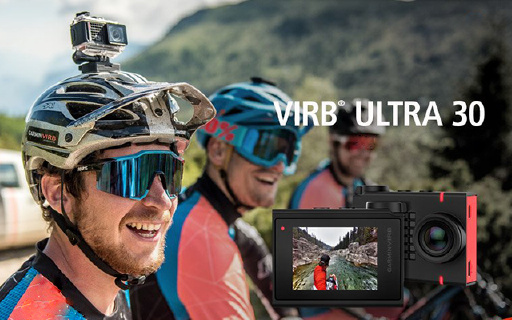 佳明新款運動相機,能拍4K,全面記錄運動數據!