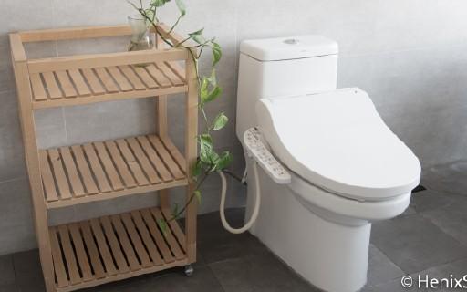 """「體驗」坐下就暖的馬桶蓋,還能順便做水療!給你""""暖冬式""""如廁體驗!"""