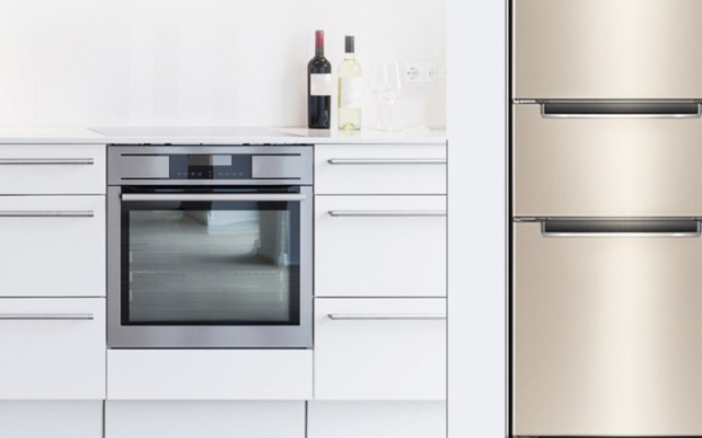 我家的第一款超薄冰箱:奧馬三開門體驗