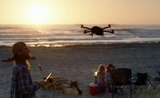 GoPro首款無人機,穩定支架可拆卸,玩法超多!