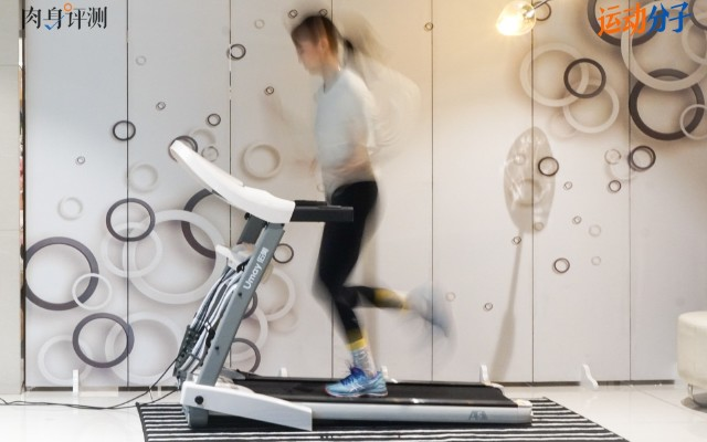 佑美A5家用跑步機:給跑步加點料,可能家里人也會開始運動起來