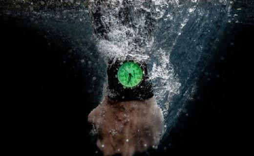 300米防水!Bell&Ross推出了限量版潛水表,售價3.1萬元
