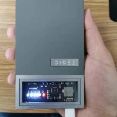 TEGIC冰格透視移動電源試用報告