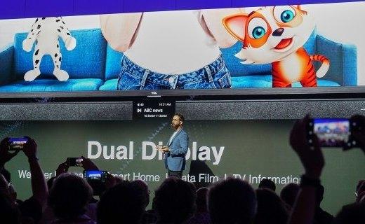 電視圈又曝黑科技:這塊8K超大屏讓你下班就想回家刷劇!