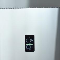 开启智能空气净化新生活~352空气净化器Y100C