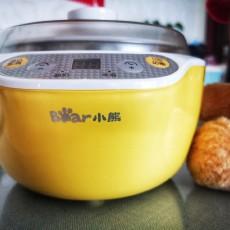 手工酸奶神器——小熊酸奶機,讓一家人都喝上健康酸奶