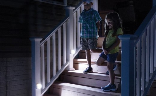 Mr.BeamsLED夜灯:智能体感3级灵敏,妈妈再也不用担心宝贝摸黑了