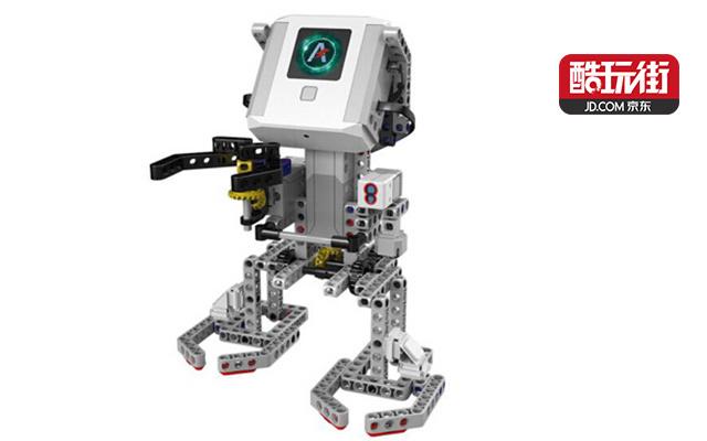能力風暴教育機器人積木系列氪1號