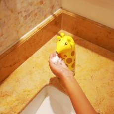 讓孩子愛上洗手,小七泡泡自動感應泡沫洗手機