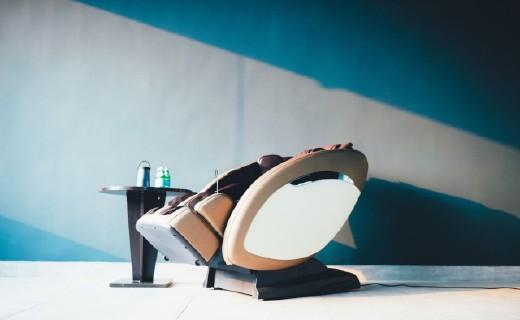 「体验」在家随时爽一下的按摩椅!全身包裹做工好,舒适度堪比大沙发!