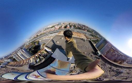一键拍摄360°全景,拍摄内容也能搭配VR观看 — Insta360 Nano 全景相机万博体育max下载 | 视频