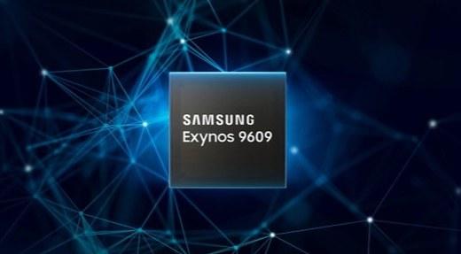 「新东西」三星发布 Exynos 9609,定位中阶机型