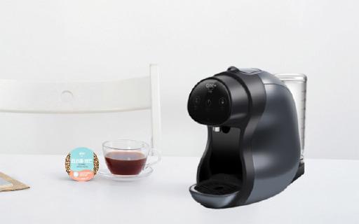 操作简便的胶囊咖啡机,2分钟让你喝上手冲咖啡