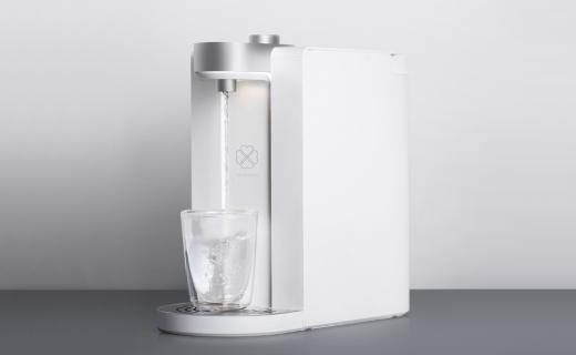小米上线即热饮水机:3秒加热+1.8L容量,仅售299