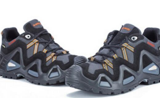 LOWA户外登山鞋:德国军用级别,防水透气抗扭转