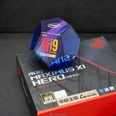 i9 9900KS首發!帶著華碩M11H做個測試
