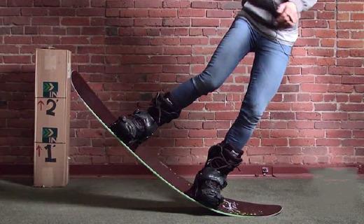 Rome Artifact Rocker滑雪板:美国顶级滑雪品牌,强度高抗冲击