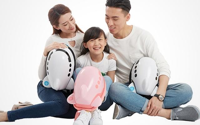 凡米粒 超萌宇航员儿童背包