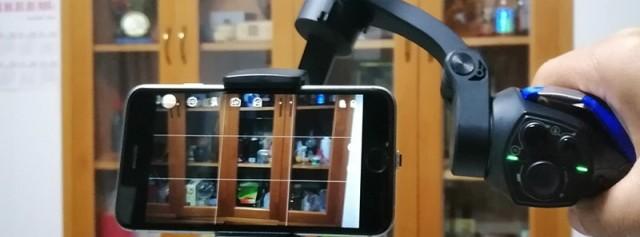 能装进口袋的手机稳定器-ATOM