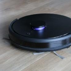 「体验」性价比超高的激光测距扫地机器人 | 科语CL512小黑匣