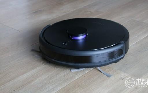 「體驗」性價比超高的激光測距掃地機器人   科語CL512小黑匣