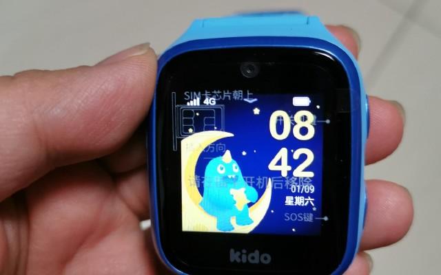 伴你?#27801;ぁ狵ido K3S 智能儿童电话手表试用报告