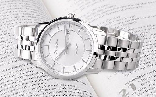 Calvin Klein手表 :品質工藝成就經典,進口機芯精鋼表帶