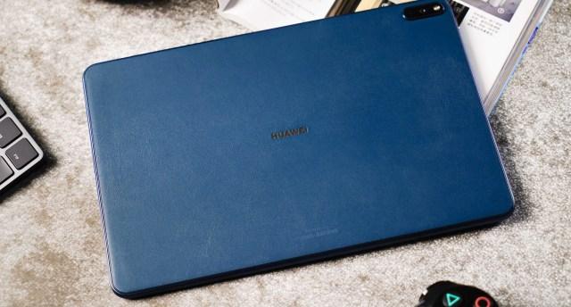 屏占比超越iPad Pro,華為MatePad Pro 5G這波黑科技有點猛