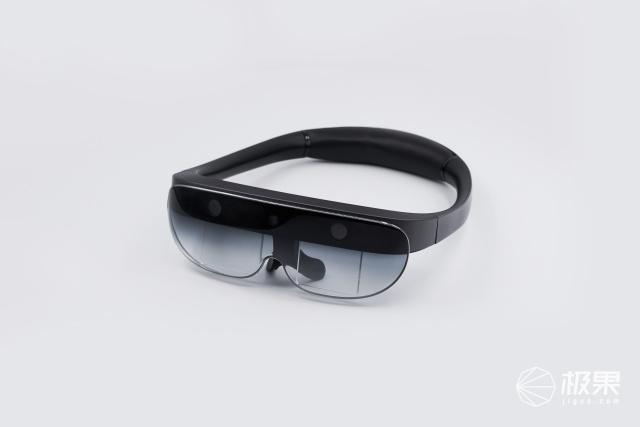 「新东西」够酷!Rokid发布新MR眼镜RokidVision