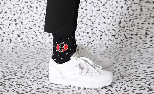 Almond Rocks襪子:優質精梳棉,干爽吸汗穿不爛