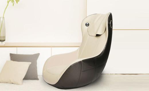 Litec搖搖按摩椅:腰背熱敷按摩,智能按摩讓你在家也能享受SPA
