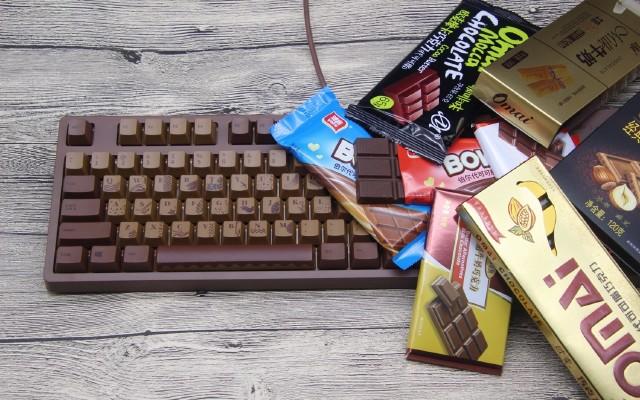 將藝術融入生活,將美妙留在身邊:黑爵巧克力櫻桃軸機械鍵