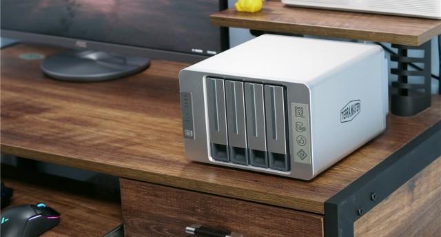 「超逸酷玩」鐵威馬F4-421云存儲告別網盤限速和會員花費高