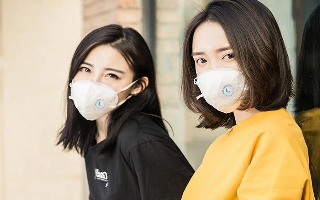 LIFAair 自吸過濾式防霧霾口罩