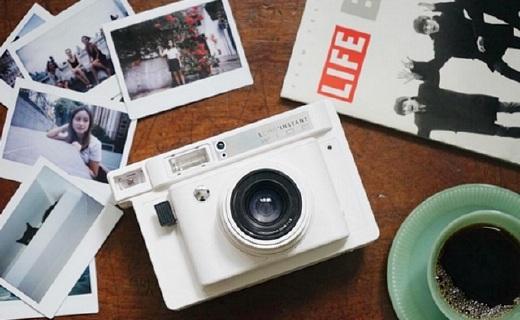 LOMO寬幅拍立得相機:多重拍攝模式,最純正的LOMO照片體驗
