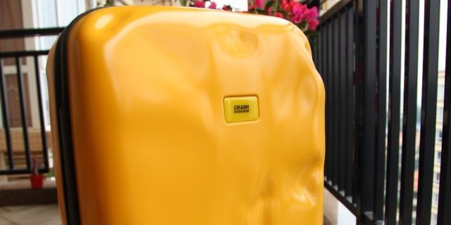 ?#32617;?#23601;是正义,Crash Baggage行李箱体验