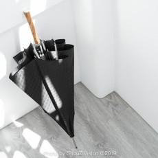和手机一样精雕细刻,追求品质,魅族梨木伞图享