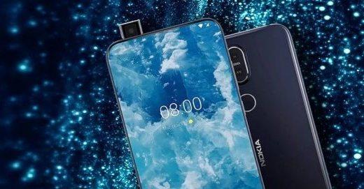 「新東西」諾基亞8.2手機曝光:升降全面屏+驍龍7系