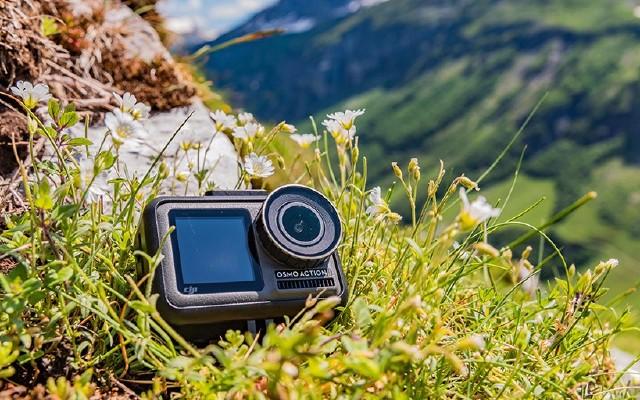 漫步瑞士,用Osmo Action灵眸运动相机记录每个精彩瞬间!