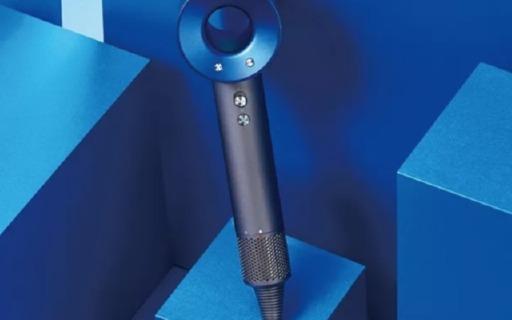 這可能是你見過最潮的吹風機!戴森Supersonic終于有了新配色