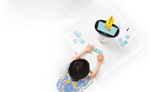 360AR兒童智能機器人:賣萌早教講故事,陪娃成長不孤單