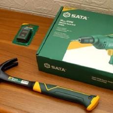 家裝工具必備,SATA世達三款實用工具體驗