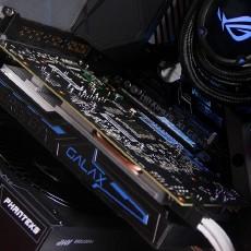 最誠意的一款SUPER?影馳GTX1650S驍將評測體驗