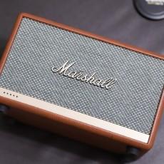爱上这音质与设计,马歇尔ACTON II蓝牙重低音摇滚音响