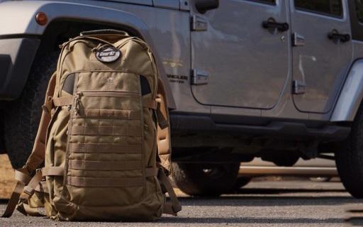 裝備控必備戰術背包,防水抗造特種部隊都在用