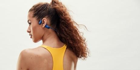 「新东西」整机仅重26g,韶音发布骨传导耳机新品Aeropex