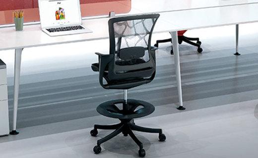 Ergonor座椅:高弹网布超透气,贴背部保护脊椎放松身体