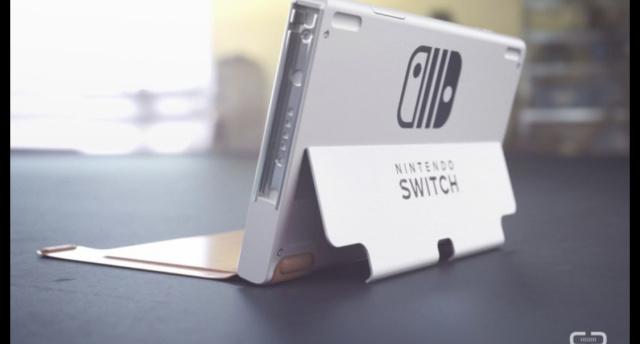 新一代Switch曝光!除了新的手柄和屏幕,還將加入健康監測功能