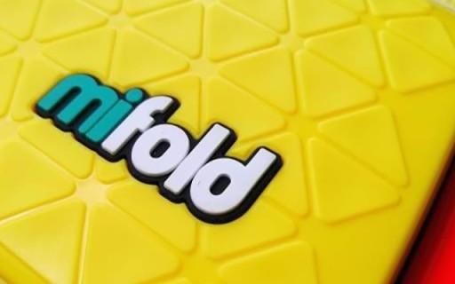 小小的mifold,大大的安全感 - mifold便携式儿童安全座椅万博体育max下载