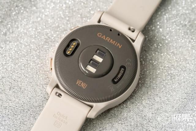 真香預警!GarminAMOLED屏智能手表來了!顏值和實力二合一!